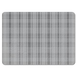Tartan Grey Placemats (Set of 4)