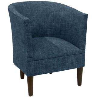 Skyline Furniture Skyline Zuma Navy Tub Chair