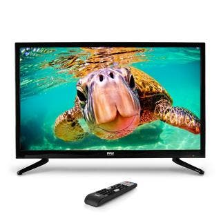 Pyle PTVLED32 32-inch LED High Definition Flat Screen TV|https://ak1.ostkcdn.com/images/products/12715573/P19496360.jpg?impolicy=medium