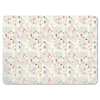 Pinky Planktons Patchwork Placemats (Set of 4)