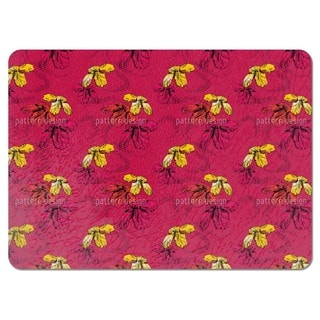 Orchid Pink Placemats (Set of 4)