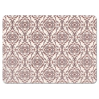 Lace Idol Brown Placemats (Set of 4)