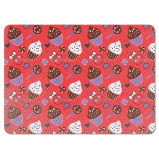 Happy Desserts Red Placemats (Set of 4)