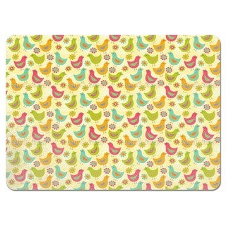 The Happy Chicken Placemats (Set of 4)