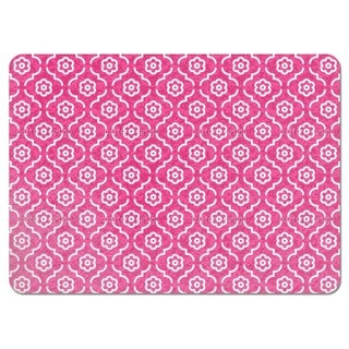 Pink Lady Morocco Placemats (Set of 4)