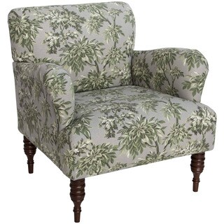 Skyline Furniture Sylvan Toile Greystone Chair