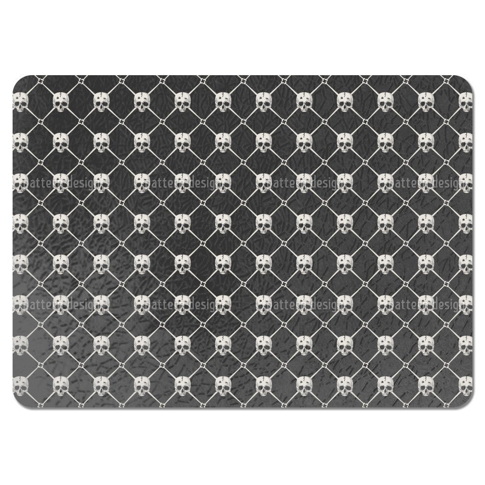 Uneekee In the Pirates Net Placemats (Set of 4) (In The P...