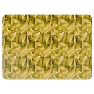 Golden Glamour Placemats (Set of 4)