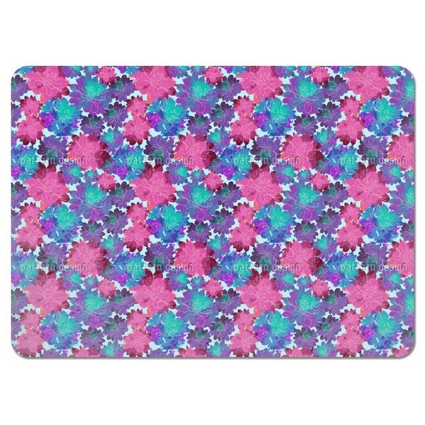 Sea of Flowers Placemats (Set of 4)