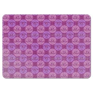 Calm Wood Purple Placemats (Set of 4)