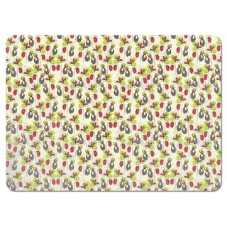 Lucky Flowers Placemats (Set of 4)