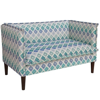 Skyline Furniture Deira Marine French Seam Settee