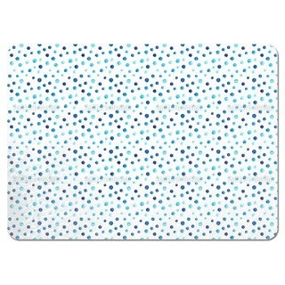 Little Water Color Dots Placemats (Set of 4)