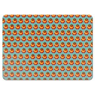Buddy Orange Placemats (Set of 4)