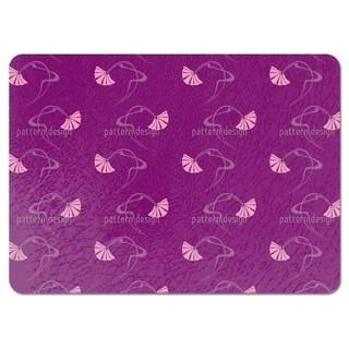 Burlesque Purple Placemats (Set of 4)