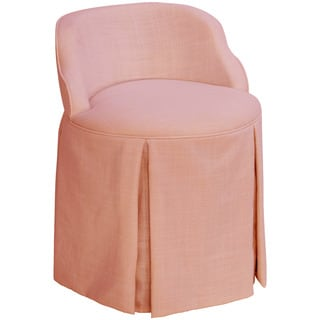Skyline Furniture Skyline Linen Petal Vanity Chair