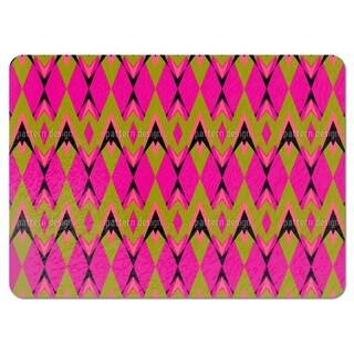 Pink Pop Deco Placemats (Set of 4)