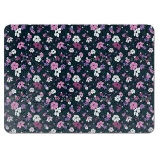 Pink Flower Rain Placemats (Set of 4)