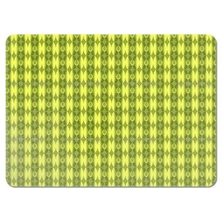 Retro Olive Placemats (Set of 4)