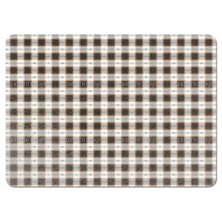 Square on Weave Placemats (Set of 4)