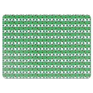 Border of Luck Placemats (Set of 4)