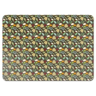 Autumn Nature Placemats (Set of 4)