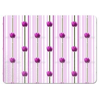 Pink Tulip Placemats (Set of 4)