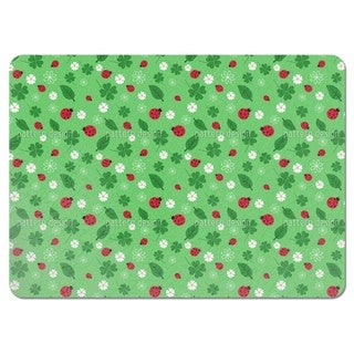 Ladybug in Luck Placemats (Set of 4)
