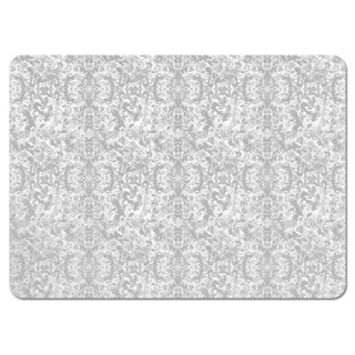 In and Out Grey Placemats (Set of 4)