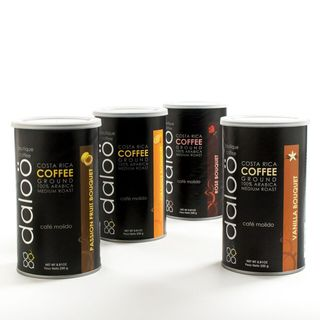 igourmet The Daloo Costa Rican Coffee Collection