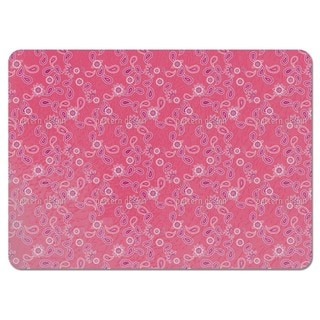 Paisley in Pink Placemats (Set of 4)