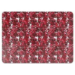 Camouflage Red Placemats (Set of 4)