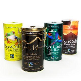 igourmet The Eco Cafe Gift Tin Collection