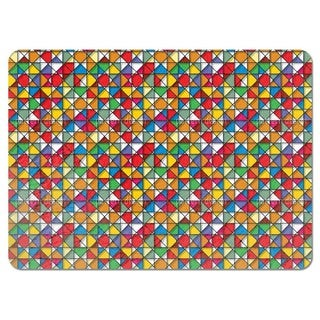 Stained Glass Placemats (Set of 4)