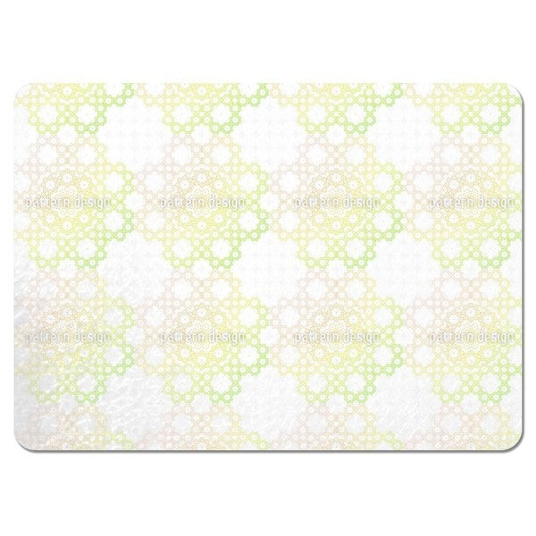 Ornamentico Placemats (Set of 4)