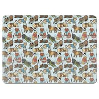 Winter Cats Placemats (Set of 4)
