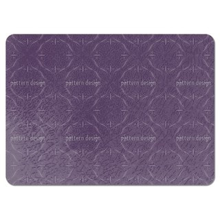 Renaissace in Purple Placemats (Set of 4)
