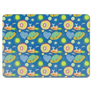 Space Bunnies Placemats (Set of 4)
