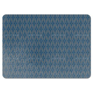 Dottore Blue Placemats (Set of 4)