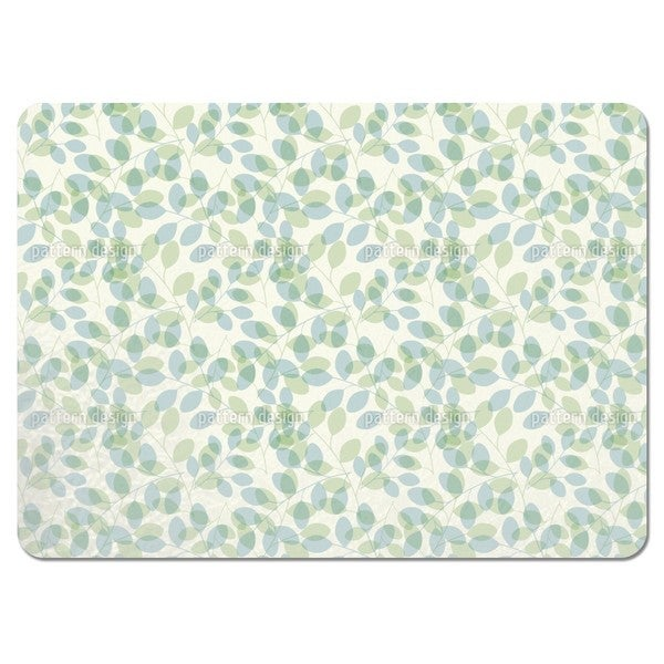 Leaf Shades Placemats (Set of 4)