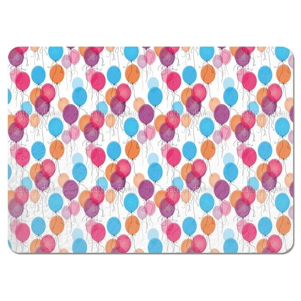 Thousand Ballons Placemats (Set of 4)