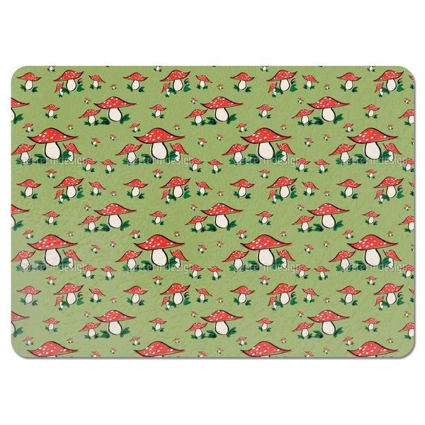 Fly Agaric Placemats (Set of 4)