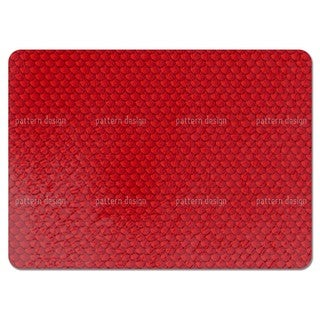 Clay Roof Tiles Placemats (Set of 4)