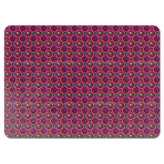 Psychedelic Pink Placemats (Set of 4)
