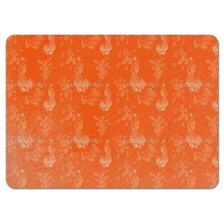 Maharani Orange Placemats (Set of 4)
