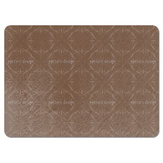 Renaissance in Brown Placemats (Set of 4)