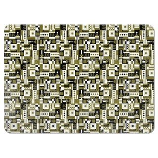 Zigzag Rectangles Placemats (Set of 4)