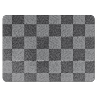 Checkerboard Bows Placemats (Set of 4)