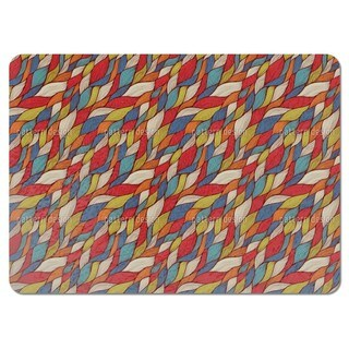 Rusalkas Funny Braids Placemats (Set of 4)