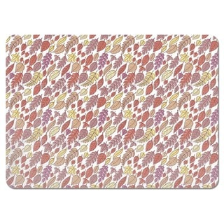 Falling Autumn Leaves Placemats (Set of 4)